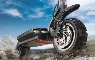 the most powerful electric scooter dualtron
