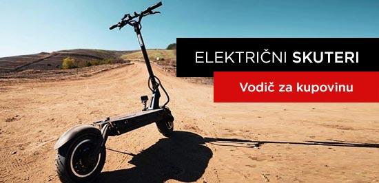 Elektriccni skuter ofroad